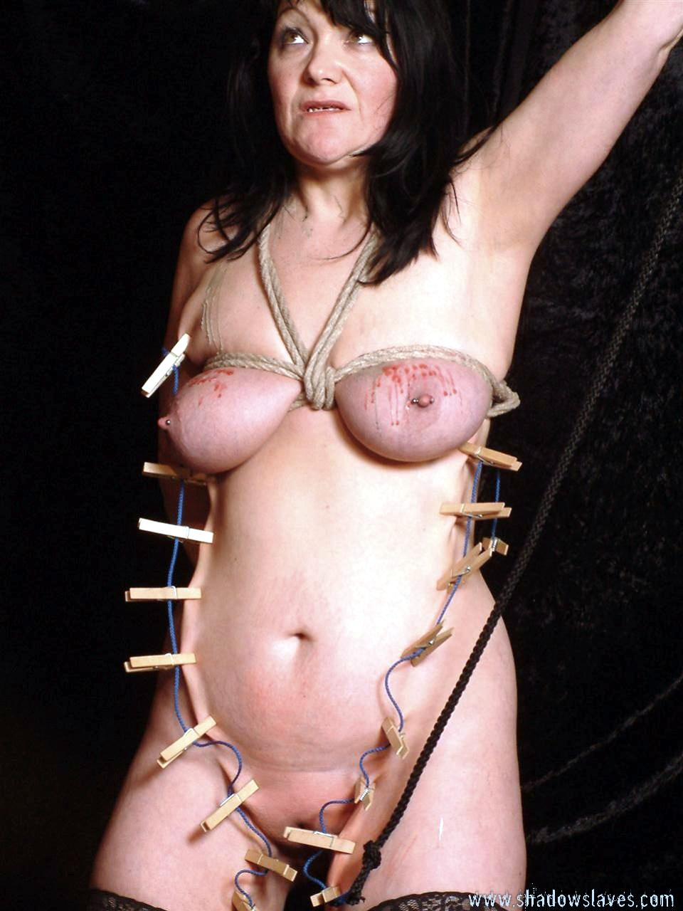 Whipped and pegged by monicamilf from norway 2